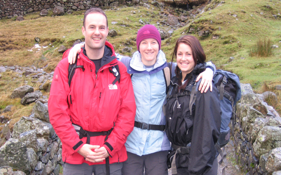 Great Gable Walk